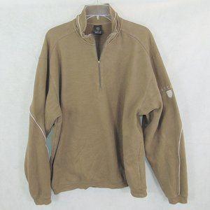 Nike Golf 1/4 zip Sweatshirt Men's size L